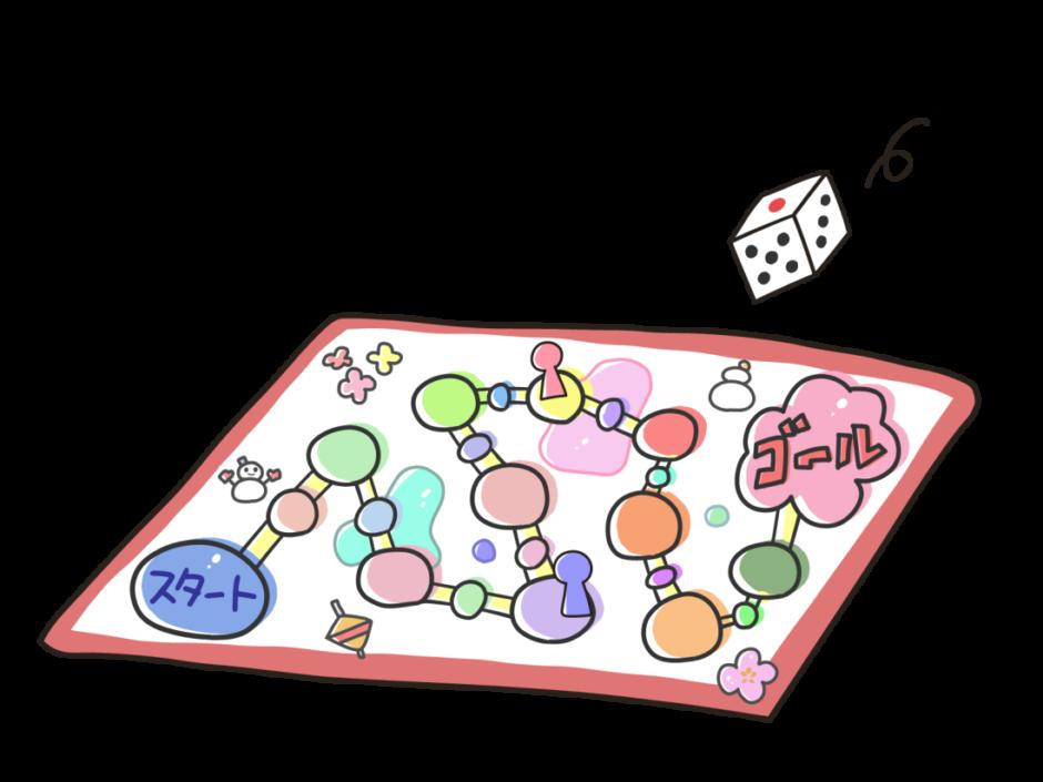 家庭で遊ぶボードゲーム