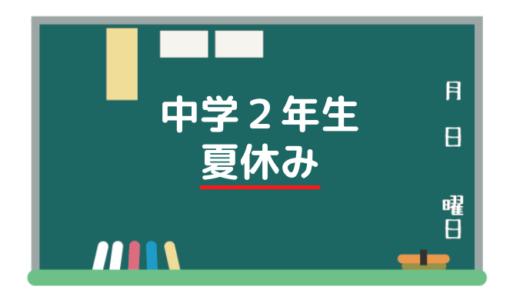 【高校受験に向けて】中学2年生の夏休みに国語の力を伸ばしませんか?